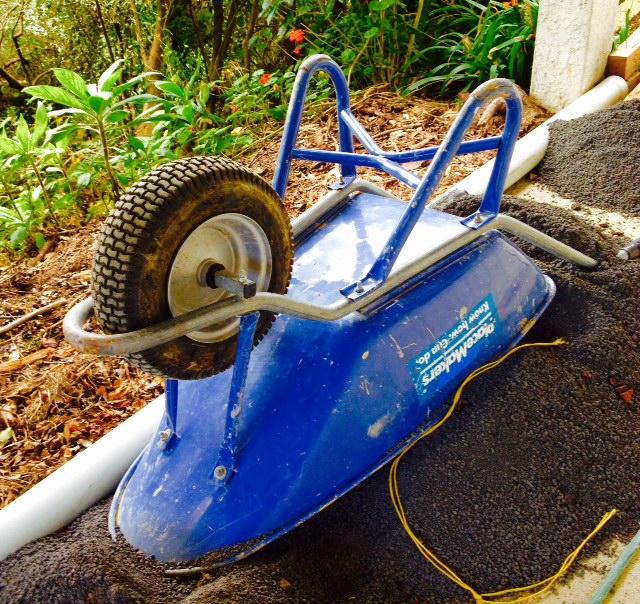 blue-wheelbarrow