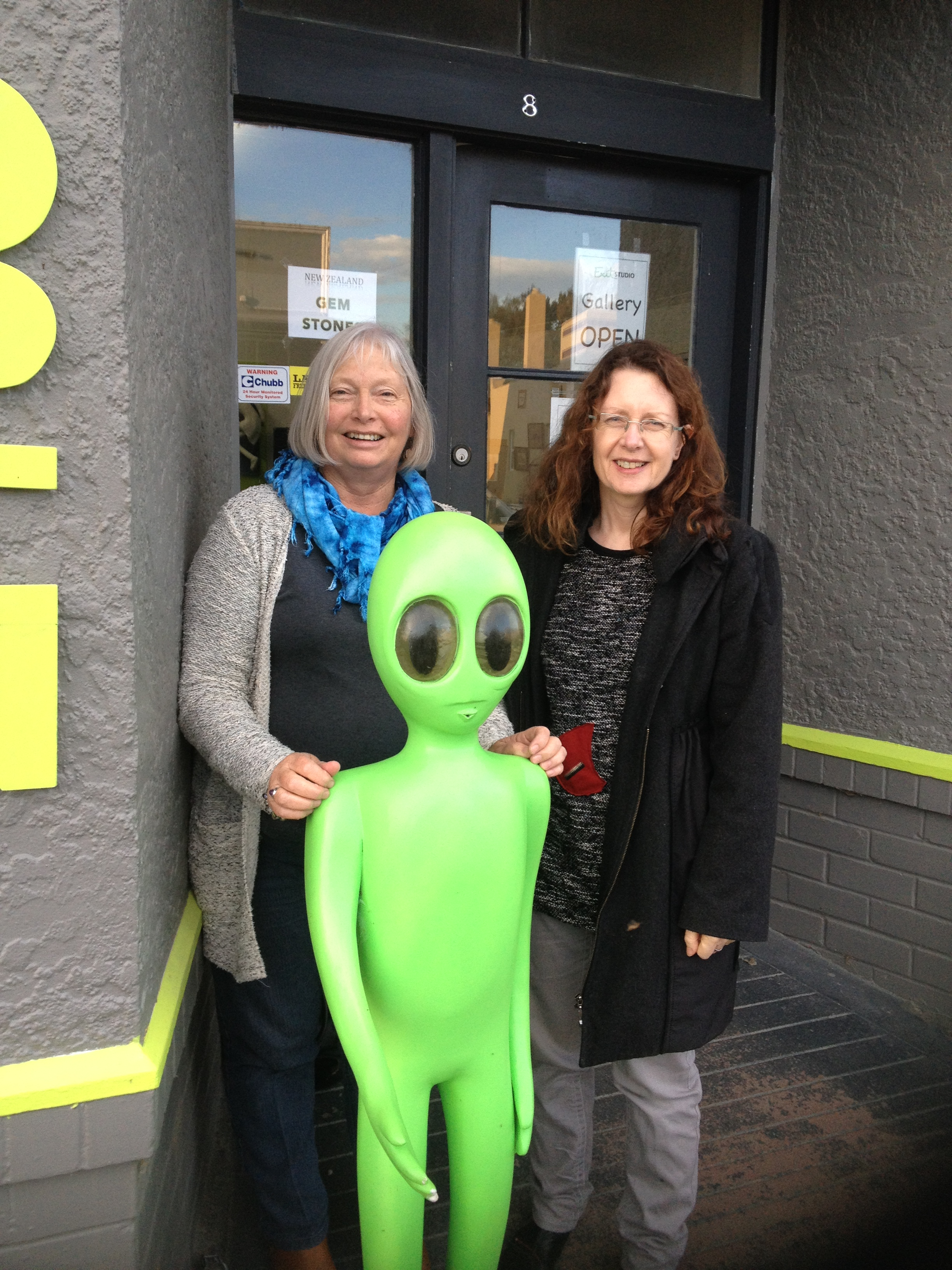 Jenny & Kay and ET.JPG