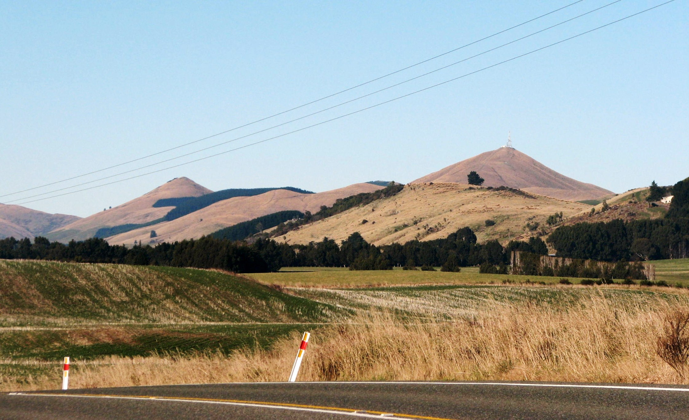 Conical Hills