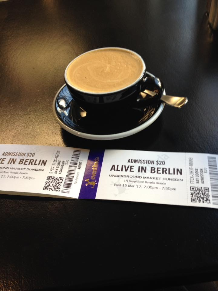 tickets to Berlin