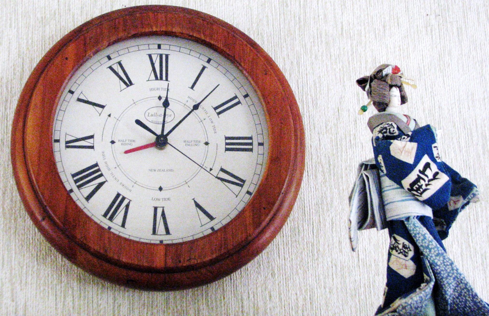 tide clock