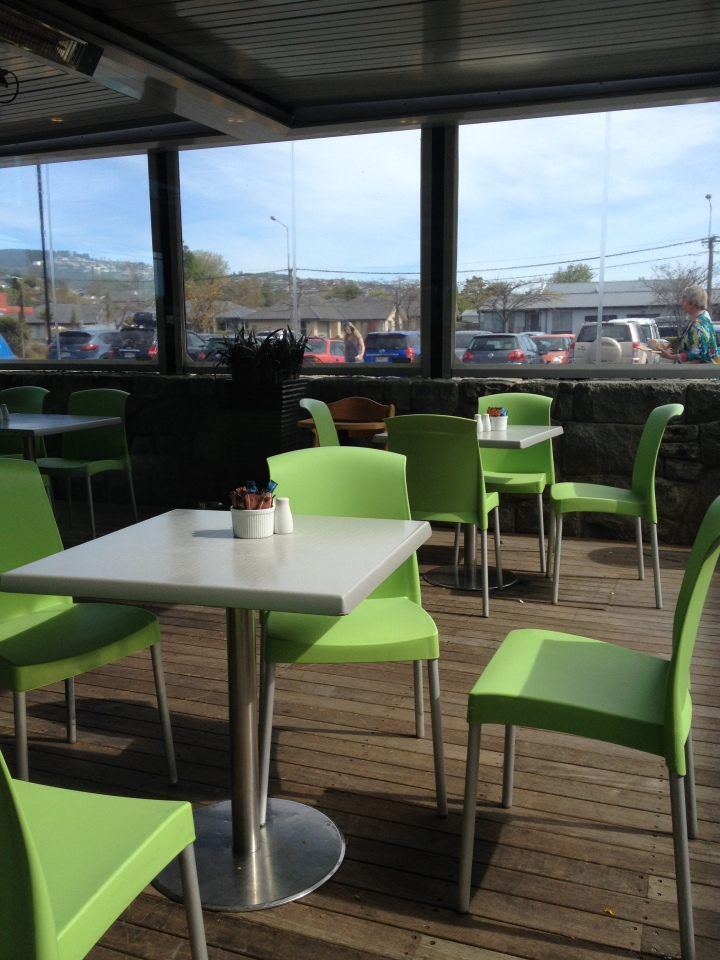 green cafe Rakaia