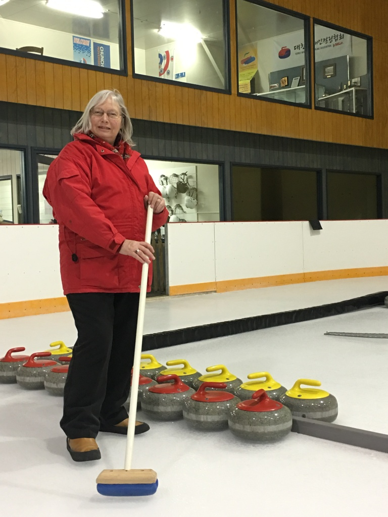 Curling K 3