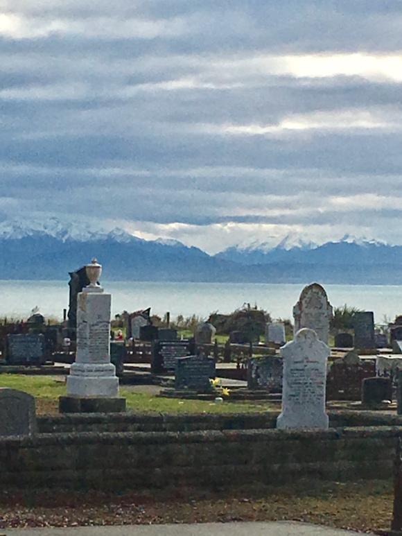 Cemetery & Princess Range