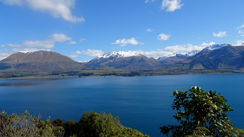 towards glenorchy