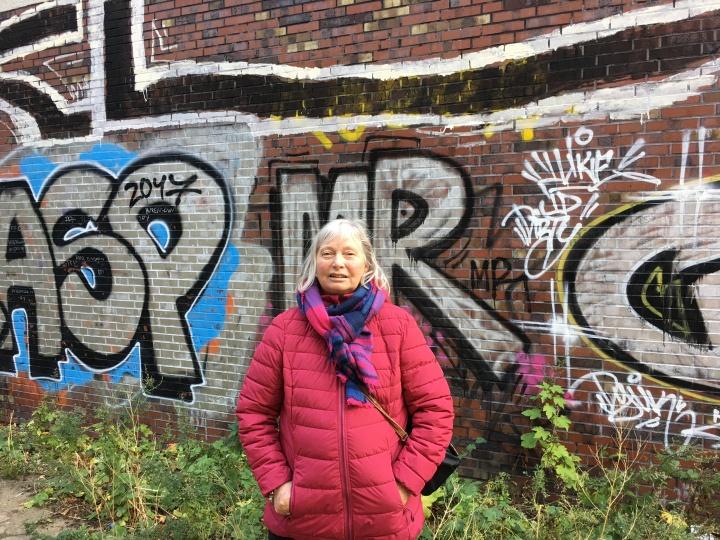graffitti and me